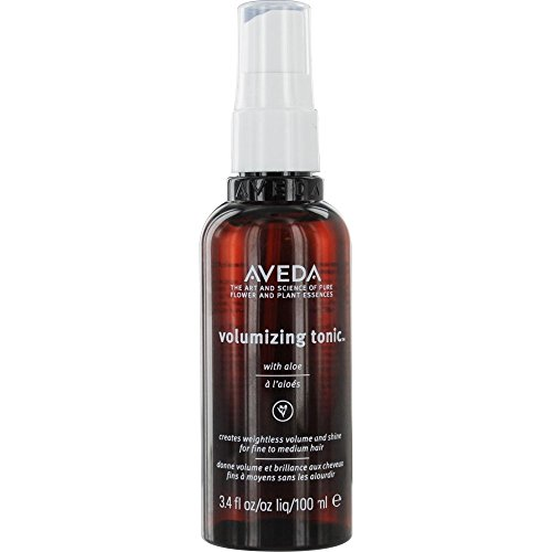 - Aveda Volumizing Tonic with Aloe for Fine To Medium Hair for Unisex, 3.4 Ounce