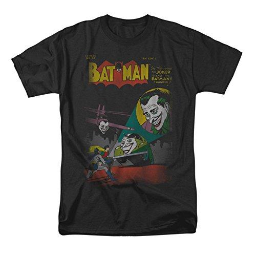 DC Comics Men's Dc Batman Wrong Signal Adult T-Shirt at Gotham City Store