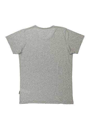 Boom Bap T-Shirt FICK DICH grigio