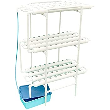 Amazon.com : DreamJoy Hydroponic Grow Kit 72 Sites 8 Pipe