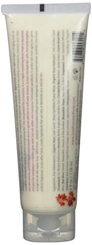100% Pure Resveratrol Scrub and Mask, Red Wine, 4.0 Fluid Ounce