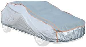 Unitec 75850 - Funda protectora contra granizo para coche (tamaño XXL)