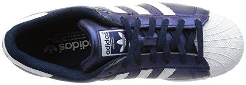 adidas Superstar S75875, Scarpe sportive Blue
