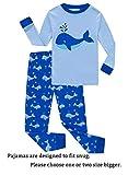 Family Feeling Pajamas Sets Little Boys Girls 100% Cotton Kids PJS Clothes