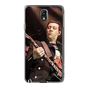 Shockproof Hard Phone Case For Samsung Galaxy Note3 With Customized Nice Avenged Sevenfold Band A7X Skin NataliaKrause