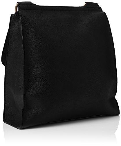 Women's Cross Black Crossbody Bag Body Amanda SwankySwans Black vqBwPw