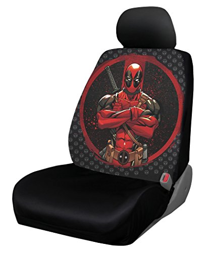 Plasticolor 008669R01 Marvel Deadpool