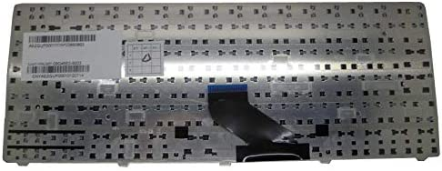 Laptop Keyboard for ACER Gateway NE46 MP-09G46E0-9203 AEZQUP00010 Spain SP with White Mark