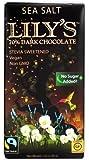 Lily's - Dark Chocolate Bar 70% Cocoa Sea Salt - 2.8 oz.pack of 2