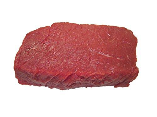 Bison Sirloin Premium Center Cut 8 oz. Steaks (Case of 18) Made with North American Buffalo. (Buffalo Steak)