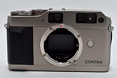 """Contax G1 """"Green Label"""" 35mm Rangefinder Film Camera Body?[BODY?ONLY]??S/N:077831??52737 from CONTAX"""