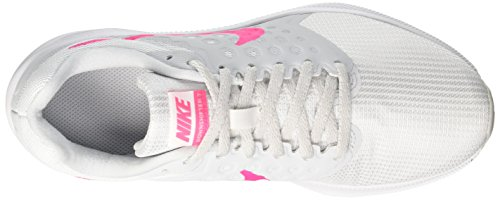 Downshifter Nike Rosa Hyper Black Pure Platinum Chaussures White Femme 7 Pink de Bianco Running Multicolore 1pTpqw