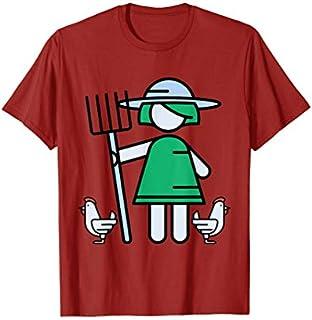 Your Wife My Wife Farmer Tshirt | Farm Life Husband gift T-shirt | Size S - 5XL