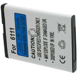 Batería compatible para Nokia 6111