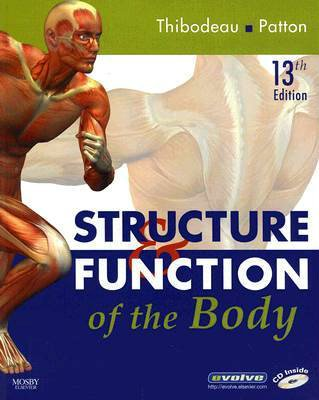 Structure & Function of the Body 13th Edition Lesson Plan Manual With CD