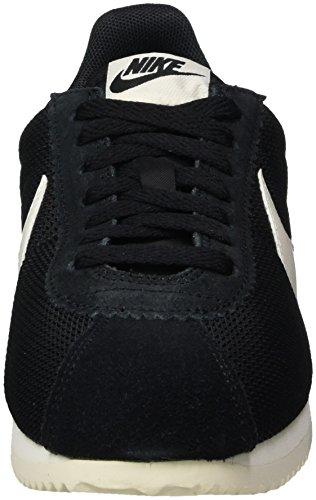 Gymnastique Noir Nike Chaussures Cortez black sail De Classic Femme xYZZqwIR