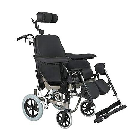 Intermed - Bascula idsoft Evo ruedas traseras de 12 - 39/44 cm ajustable: Amazon.es: Salud y cuidado personal