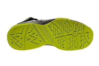 f6578d92 Amazon.com: Nike Air Raid (GS) Big Kids Shoes Wolf Grey/Venom Green ...