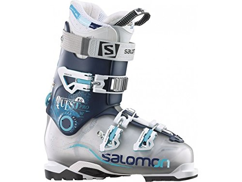 Salomon Damen Skischuhe weiß 25