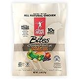 Caveman Foods Paleo Chicken Jerky Bites Gluten-Free, Applewood Smoked BBQ, 2.5 Ounce