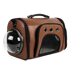 Bolsa de transporte para mascotas Bolsa de transporte portátil Bolsa para perros plegable pequeña Bolsa para