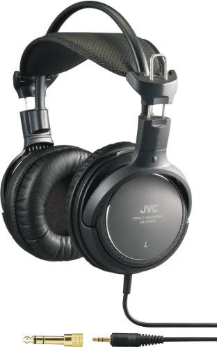 JVCHARX900 - Jvc HEADPHNS W Acoustic Lens