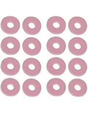 EXCEART 108Pcs Callus Pads Foam Callus Cushions Toe Pads Foot Protectors Corn Cushions Toe Pads for Feet Heel Reducing Rubbing Tool Pink