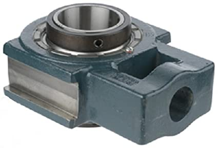 Heavy Contact Seals 1-15//16 Shaft Rexnord MT62115 Take-Up Block 11//16 Slot Width Cast Iron Setscrew Locking Collar Non-Expansion 4 Between Frames Regreasable