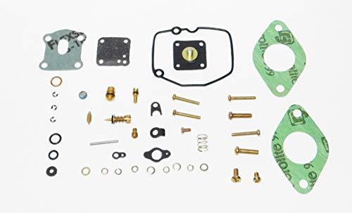 Suzuki F10A 1.0 LTR SJ410 ST100 - Kit de reparación de carburador de coche + Jets 13200-80340 13200 Super Carry ST90 para...