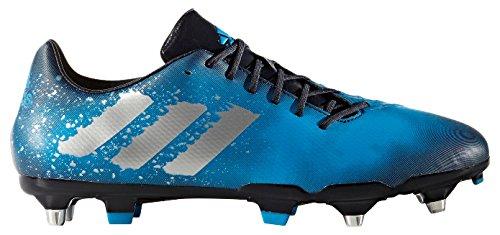 adidas Malice Elite SG - Botas de rugby para Hombre, Azul - (MAOSNO/PLAMET/AZUSOL) 40