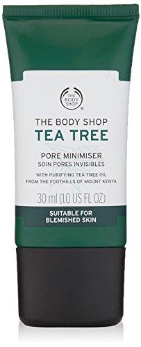 The Body Shop Tea Tree Pore Minimizer, Made with Tea Tree Oil, 100% Vegan, 1 Oz. (Body Shop Tea Tree Oil Lotion Review)