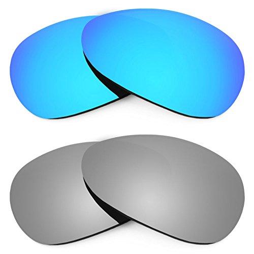 Verres Revant pour monture Oakley Crosshair S Polarisés 2 Combo Pack de paires K004