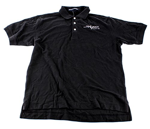 Skar Audio Black Polo - X-Large