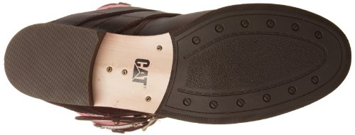 Caterpillar Womens Corrine Botte Décontractée Oxblood