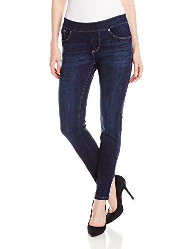 LEE Women's Modern Series Midrise Dream Jean - Harmony Legging, Electric, 14