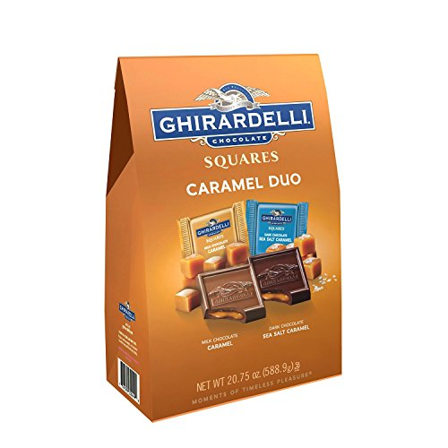 Ghirardelli Chocolate and Caramel Duo (20.75 oz.)