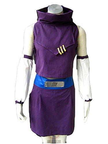 Horries Cosplay Costumes-Ino Yamanaka Outfit