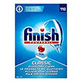 Finish Powerball Classic Dishwasher tablets, 2 x 110 Tablet Pack