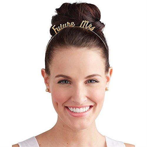 Mud Pie Future Mrs. Headband