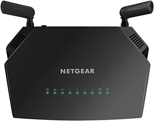 NETGEAR WiFi Router (R6230) - AC1200 Dual Band Wireless