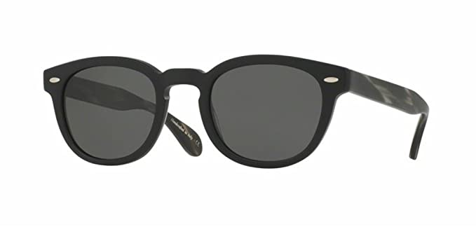 0aa3c25a45 Image Unavailable. Image not available for. Color  Oliver Peoples Sheldrake  Sun- ...