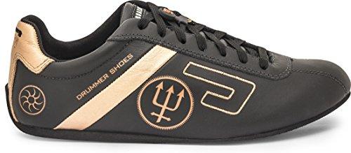 Urbann Boards ''Neil Peart Signature Shoe, Black-Gold 10'' by Urbann Boards (Image #3)