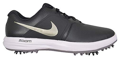 Nike Air Zoom Victory Golf Shoes 2019 Black/Metallic Pewter/Gunsmoke/Vast Gray Medium - Air Pewter