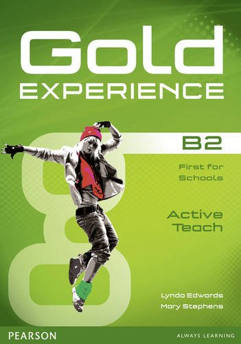 Read Online Gold Experience B2 Active Teach PDF