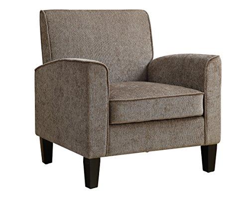 Pulaski Mid Century Modern Upholstered Accent Arm Chair