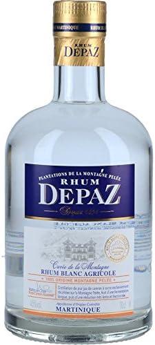 RON DEPAZ BLANCO 45% 70 CL: Amazon.es: Alimentación y bebidas