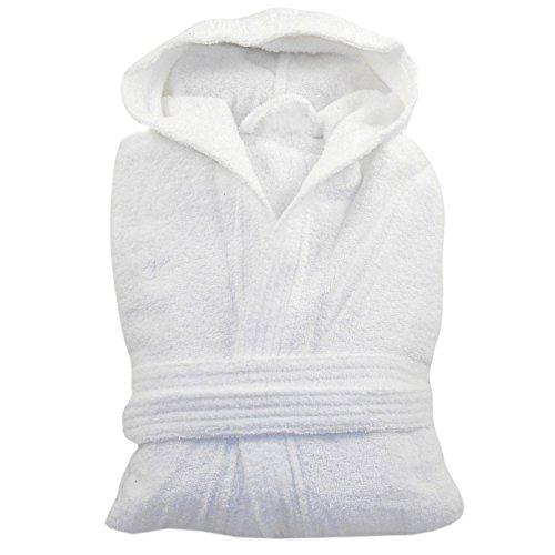 MYSHOESTORE - Bata - para mujer White / Hooded