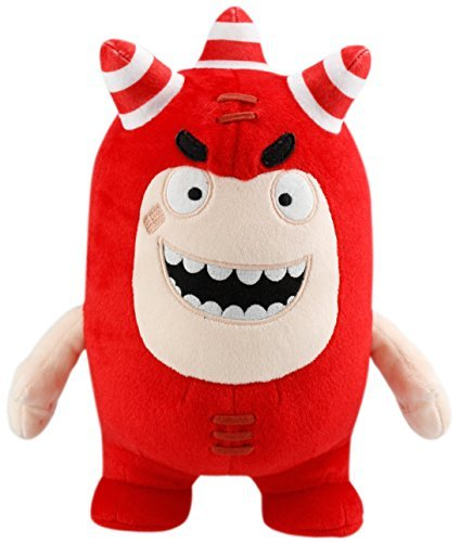 Oddbods Fuse Super Sounds Soft Toy by Oddbods by Oddbods