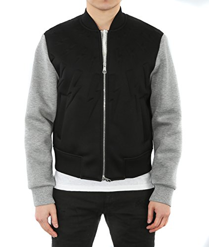 wiberlux-neil-barrett-mens-embossed-thunder-zip-up-jacket-m-black-gray