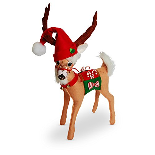 Christmas Candy Annalee (Annalee - 12in Santa's Magic Reindeer)